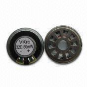 23mm Mylar Speaker with 32 Ohm Impedance and 80mW Power