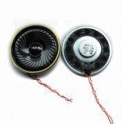 50mm Mylar Speakers with 8ohm impedance and 10w power