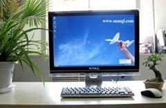 22寸液晶電腦電視一體機