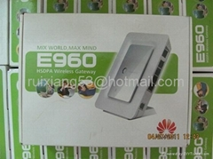 HUAWEI Optus Wireless E960 (Router+3G)
