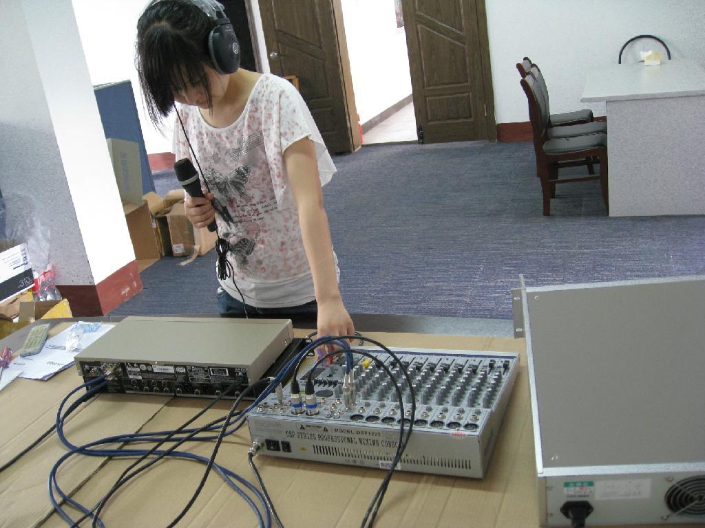 campus and car radio broadcasting station - FM-30W - yanda ...