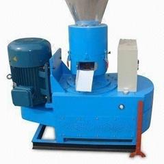 30KW SK-350III Flat Die Pellet Mill with 400kgs/H Capacity