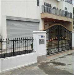 ga  anized steel  roller shutter door