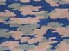 Sell pigment camouflage printed denim fabric