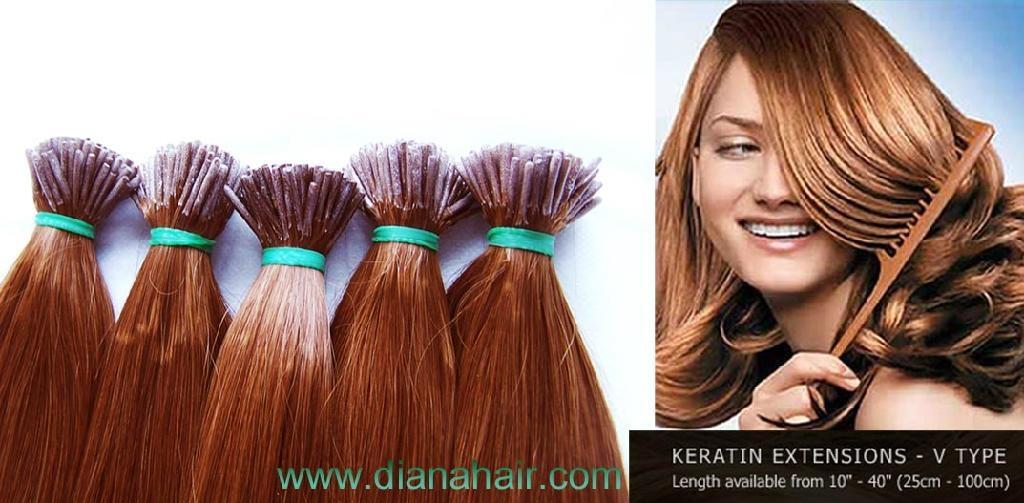 Keratin Pre Bonded Hair Extension Product Catalog China Xuchang