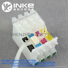 C67 Cis Ink Cartridge for Epson CISS