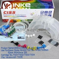 Ink System for Epson S22,SX125,SX420W,SX425W,SX620FW