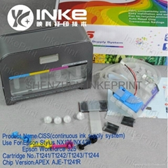 CISS for Epson ME office 620f,960fwd,900wd