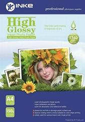 150g High Glossy Photo Paper for All Inkjet Printer