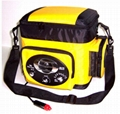 6-Liter Cooler Bag AM.FM Radio