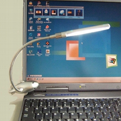USB Light with Dolphin-shape Clip