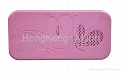 USB Mini Vibration Resonance Speaker for iphone mp3 pc laptop