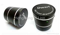 Dwarf 5W vibration speaker with TF card