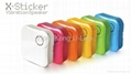 X-STICKER VIBRATION SPEAKER MINI