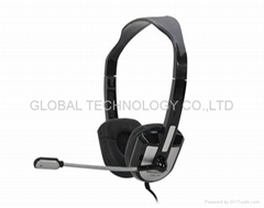 Wired headsets