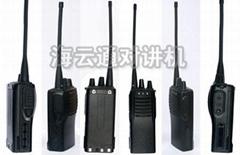H350A HIYUNTON walkie talkie OEM Handheld Radio VHF/UHF
