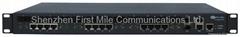 24+4G combo ports Managed Fiber Optic Ethernet Switch