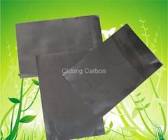 flexible graphite sheet - manufacture