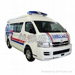 丰田海狮救护车