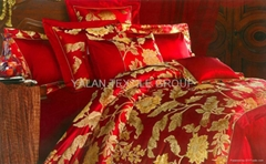 100% mulberry silk bedding set
