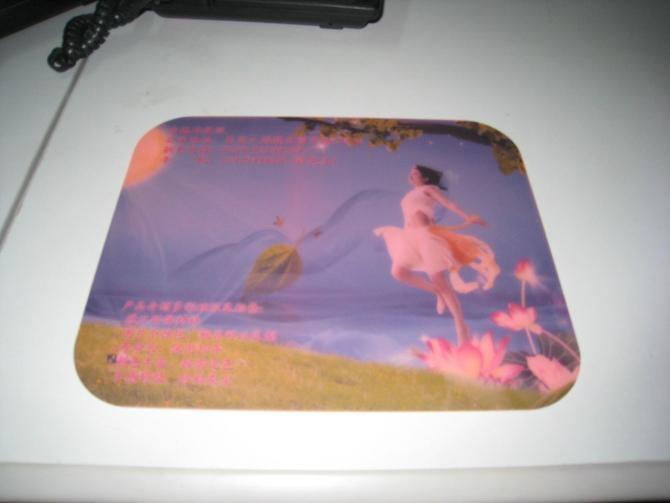 硅胶鼠标垫外表喷花机 2