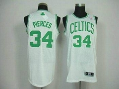 cheap authentic nba boston celtics #34 pierce white[Revolution 30]