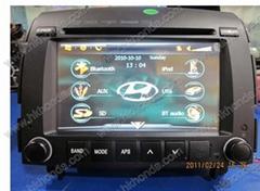 car dvd radio for 2007-2008 sonata