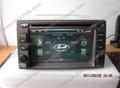 car dvd player for hyundai Azera