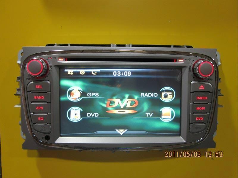 Super car dvd radio for ford mondeo - HD-8005 - HKHONDA (Hong Kong  AG-69