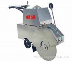 電動混凝土路面切縫機HQS500A