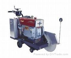 柴油機混泥土路面切縫機HQS500C