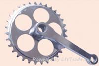bicycle chainwheel&crank 1