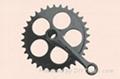 bicycle chainwheel&crank 2