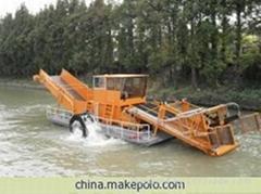 生產銷售水草收割機械