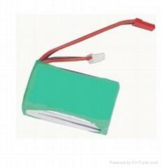 11.1V 3300mAh 25C High Rate Lipo Battery Pack
