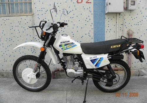 Jialing Sports Bike 125cc Kf125gy Kinfan China Manufacturer