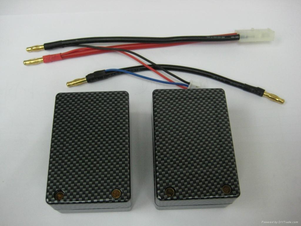 New hard case lipo battery PACKS for RC CAR 1S 2S 3S 4S  4