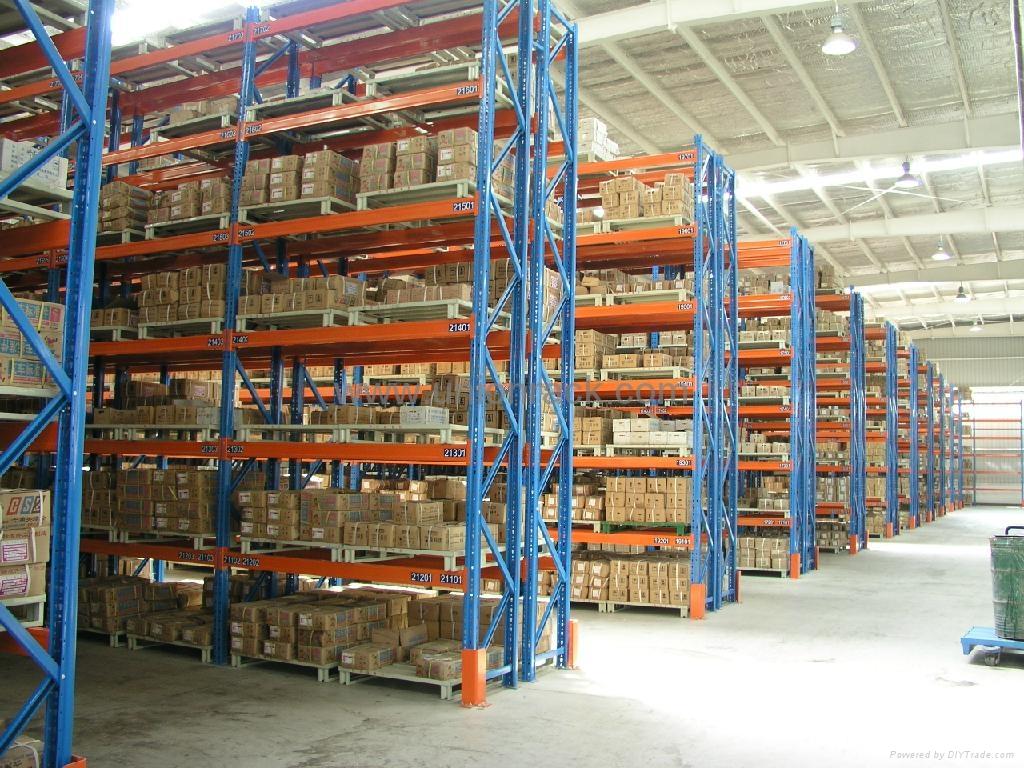 Pallet Racking 01 Union China Manufacturer Storage