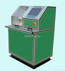 Diesel injector test stand