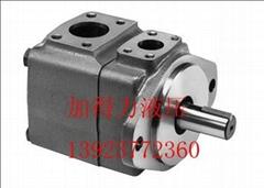 臺灣凱嘉KCL定量葉片泵VQ15-8FRAA