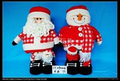 聖誕伸縮雪人