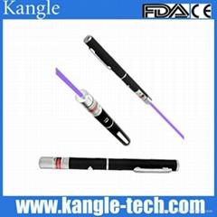 405nm 蓝紫光激光笔5mW