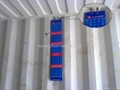 desiccant pole to control damp