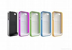 Hot &stylish rechargeable  iphone4s battery case