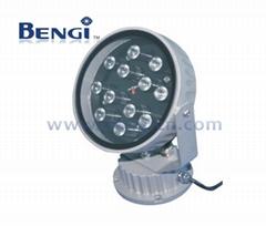 9W 圓形LED洗牆燈