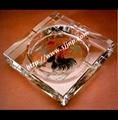 水晶鸟巢烟灰缸 4
