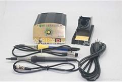 Constant temperature electric soldering iron and desoldering iron