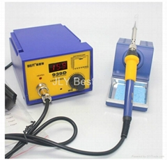 LED intelligent lead free and antistatic soldering station