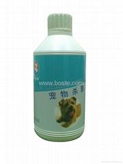 波斯特寵物殺菌劑