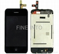 iPhone 3GS Digitizer + LCD Screen Assembly